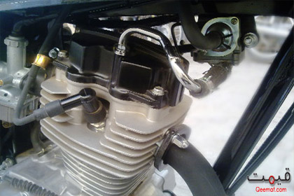 Honda 125 Euro-2 Engine