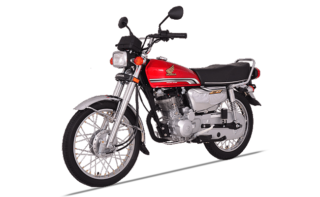 Honda CG 125s 2019 Red Color