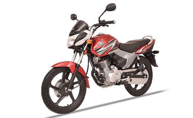 Honda CB 125F 2019 Red Color