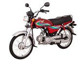 New Honda CD 70 2017 Price in Pakistan