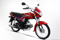 Honda CD Dream Red