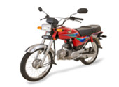 Honda CD70 2012 Price