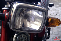Honda CD 70 Headlight