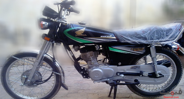 Honda 125 Price in Pakistan - New 2015 Model Pictures
