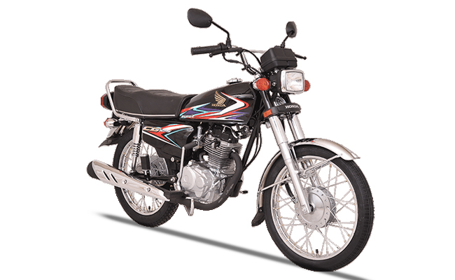 Honda CG 125 2019 Red Color