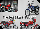 The Best Bikes in Pakistan
