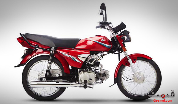 Suzuki Raider Red Color