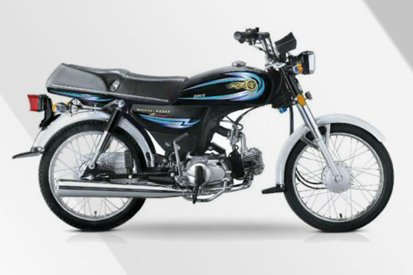 Yamaha Mini 100 Black Color
