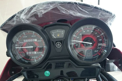 Yamaha YBR125 Twin-dial Instrument Panel